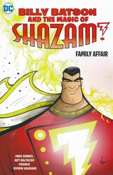 - Billy Batson and Magic of Shazam Family After TPB