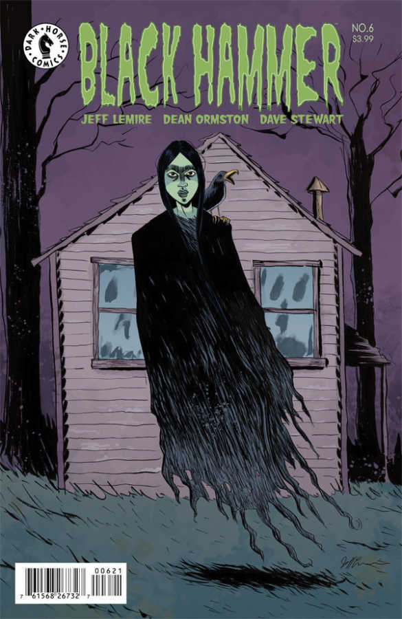 Dark Horse - Black Hammer # 6 Variant