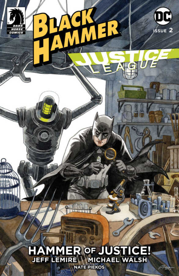 Dark Horse - Black Hammer Justice League # 2 Cover B Thompson