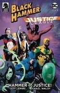 Dark Horse - Black Hammer Justice League # 1 Cover B Sorrentino