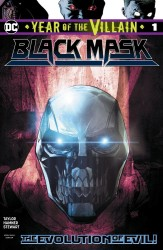 DC - Black Mask Year Of The Villain # 1