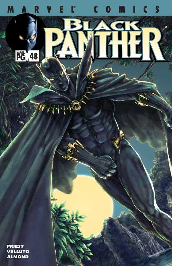 Marvel - Black Panther (1998 2nd Series) # 48