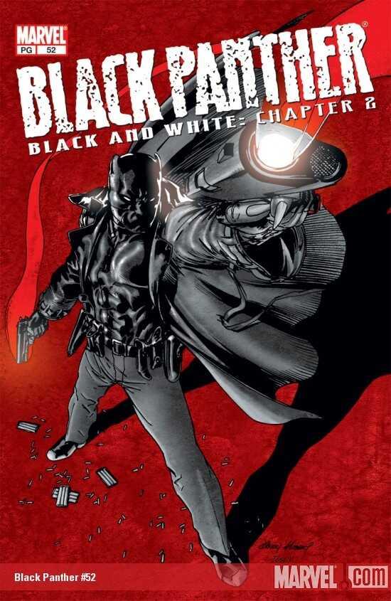Marvel - Black Panther (1998 2nd Series) # 52