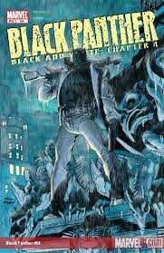 Marvel - Black Panther (1998 2nd Series) # 54