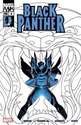 - Black Panther (2005 3rd Series) # 4
