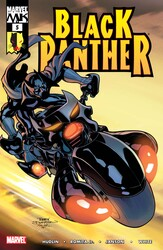 - Black Panther (2005 3rd Series) # 5