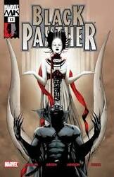 - Black Panther (2005 3rd Series) # 13