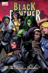 - Black Panther (2005 3rd Series) # 14