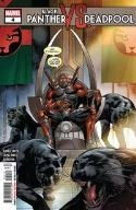 Marvel - Black Panther Vs Deadpool # 4