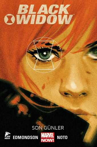 Çizgi Düşler - Black Widow Cilt 3 Son Günler