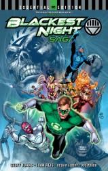 DC - Blackest Night Saga Essential Edition TPB
