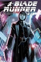 Titan Comics - Blade Runner 2019 # 4 A Albuquerque Cover