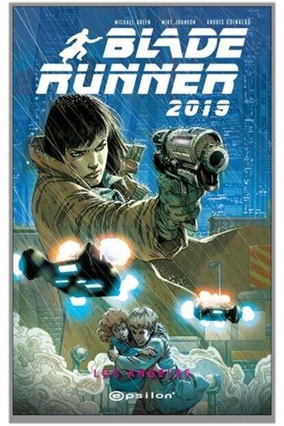 epsilon - Blade Runner Cilt 1