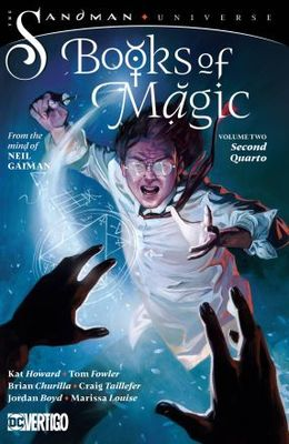Books Of Magic Vol 2 Second Quarto TPB
