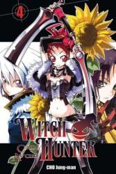 Marmara Çizgi - Cadı Avcısı - Witch Hunter Cilt 4