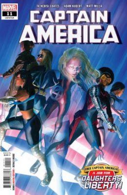 Captain America (2018) # 11