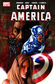 Marvel - CAPTAIN AMERICA (2004) # 36