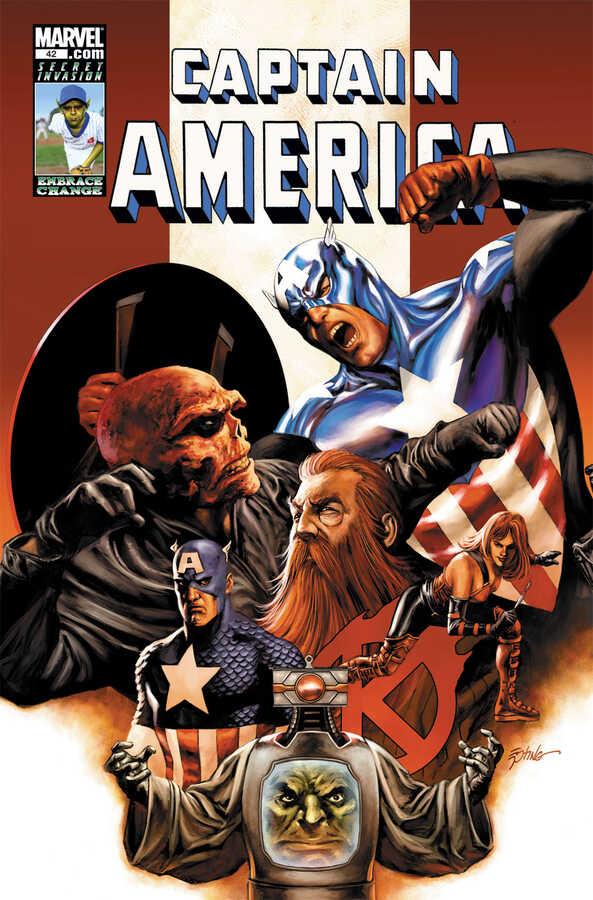 Marvel - CAPTAIN AMERICA (2004) # 42