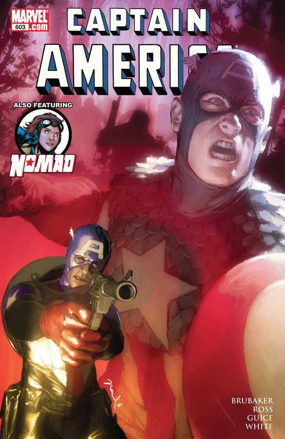 Marvel - CAPTAIN AMERICA (2004) # 603