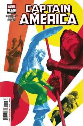 Marvel - Captain America (2018) # 20