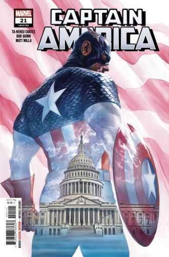 Marvel - Captain America (2018) # 21