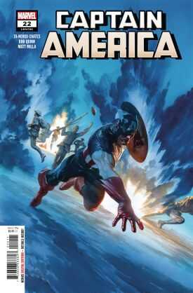 Marvel - Captain America (2018) # 22