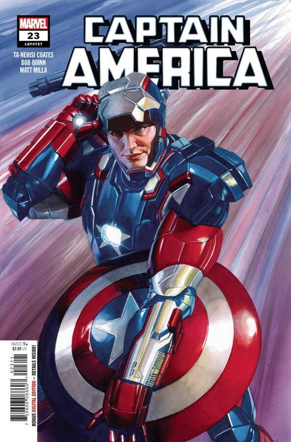 Marvel - Captain America (2018) # 23