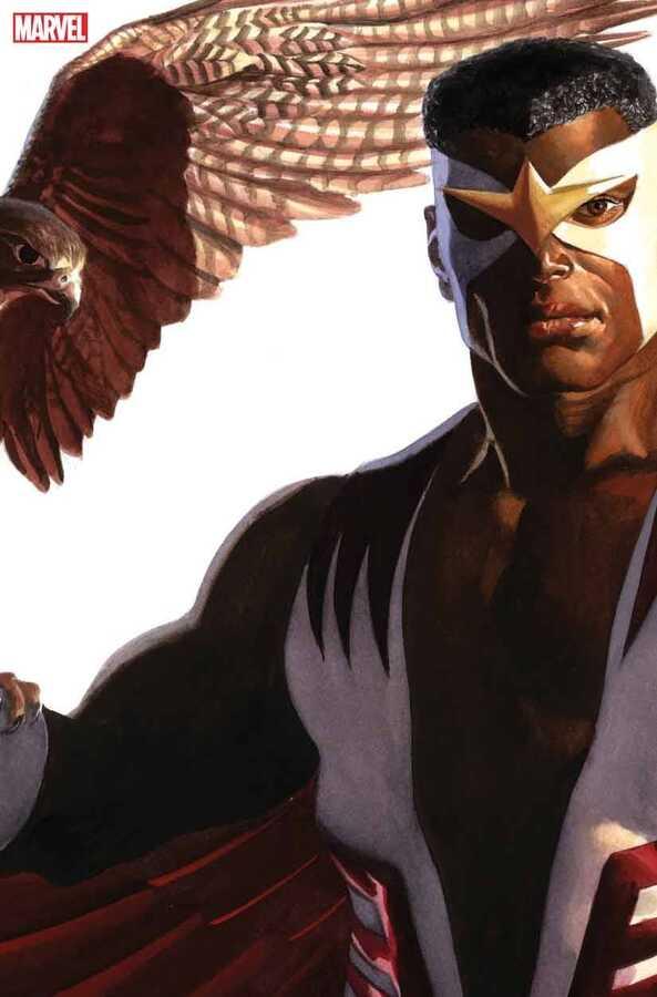 Marvel - Captain America (2018) # 24 Alex Ross Timeless Variant