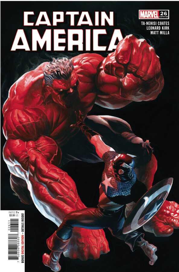 Marvel - Captain America (2018) # 26
