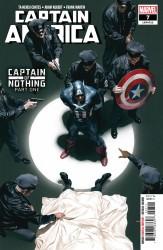 Marvel - Captain America (2018) # 7