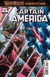 Marvel - Captain America (2018) # 9