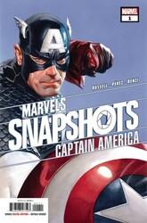 Marvel - Captain America Marvel Snapshot # 1