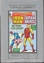 Marvel - Captain America Masterworks Vol 1 HC
