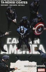 Marvel - Captain America Vol 2 Captain Of Nothing TPB