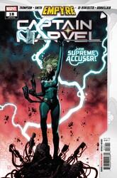 Marvel - Captain Marvel (2018) # 18