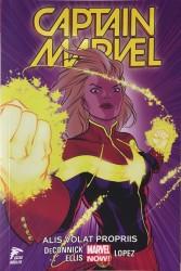 Çizgi Düşler - Captain Marvel Cilt 3 Alis Volat Propriis