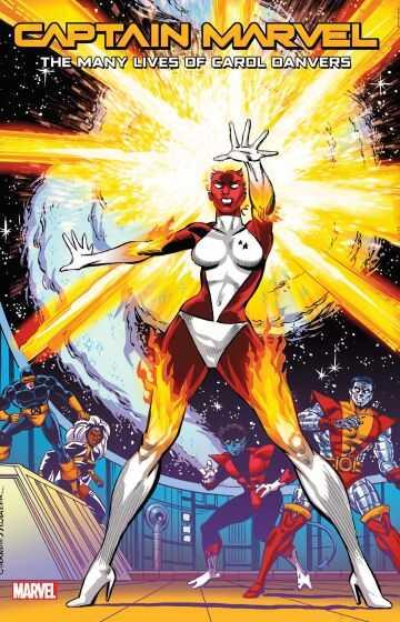 Marvel - Captain Marvel Many Lives Of Carol Danvers TPB