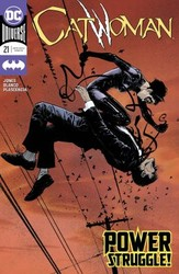 DC - Catwoman # 21