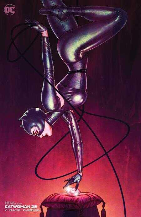 DC - Catwoman # 28 Jenny Frison Variant