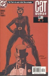 DC - Catwoman (3rd Series) # 28