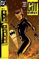 DC - Catwoman (3rd Series) # 34