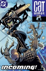 DC - Catwoman (3rd Series) # 40