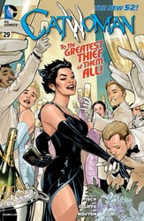 DC - Catwoman (New 52) # 29