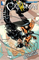 DC - Catwoman (New 52) # 31