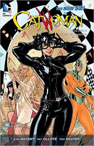 DC - Catwoman (New 52) Vol 5 Race of Thieves TPB