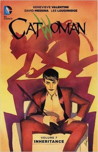 DC - Catwoman (New 52) Vol 7 Inheritance TPB