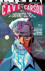 DC - Cave Carson Has A Cybernetic Eye Vol 1 Going Underground TPB