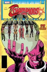 Marvel - Champions # 13 Mora Lenticular Homage Variant