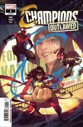 Marvel - Champions (2020) # 1