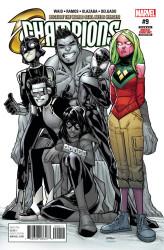 Marvel - Champions # 9